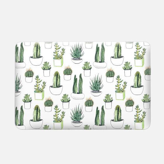 Watercolour Cacti & Succulents