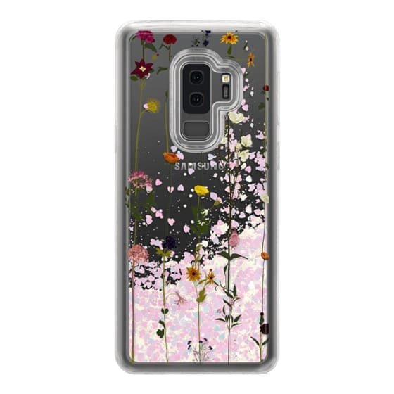 Samsung Galaxy S9 Plus Cases - Floral