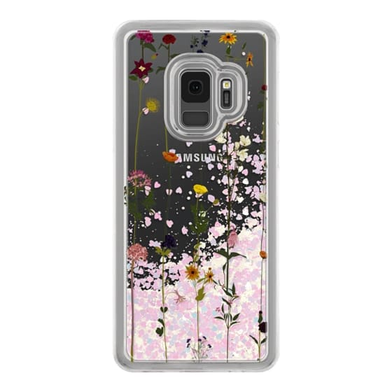 Samsung Galaxy S9 Cases - Floral