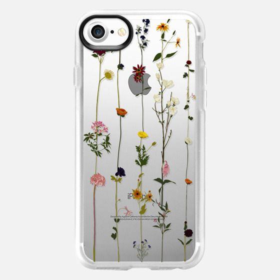 Floral - Classic Grip Case