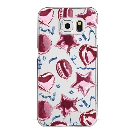 Samsung Galaxy S6 Cases - Balloon Party Print