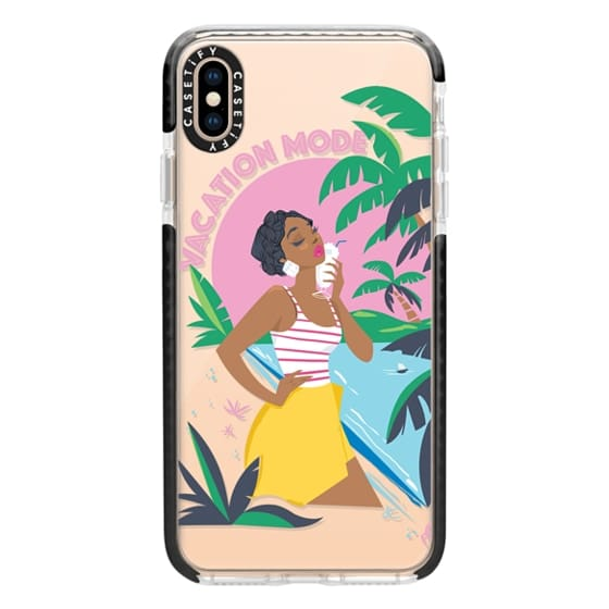iPhone XS Max Cases - Vacation Mode