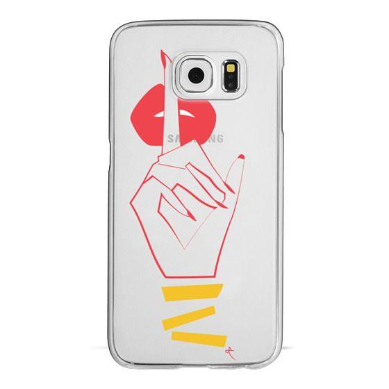 Samsung Galaxy S6 Cases - Quiet Please