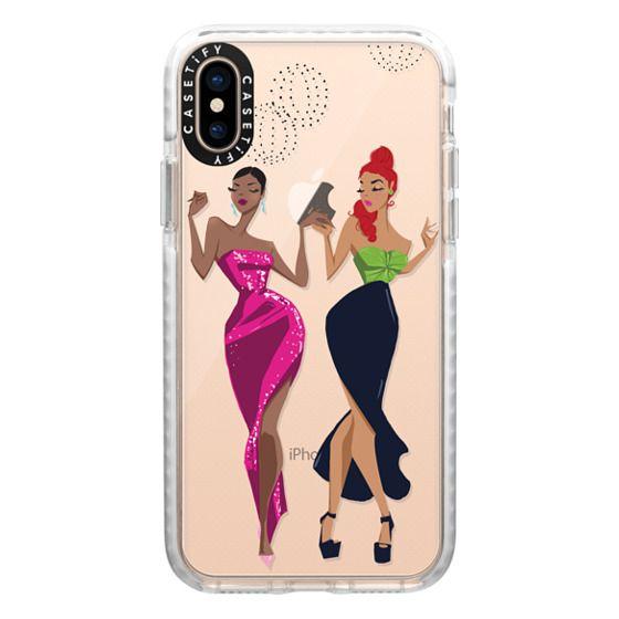 iPhone XS Cases - BFFs
