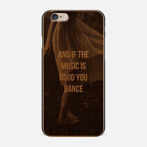 Dance - Wood Case