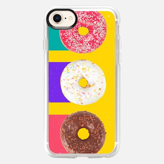 Donuts - Snap Case