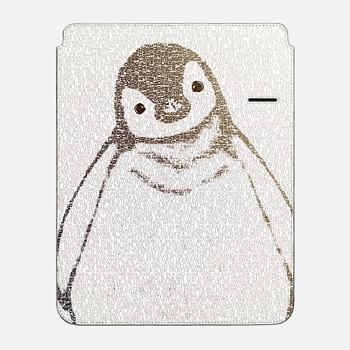 "iPad Pro 12.9"" Sleeve Intellectual Penguin"