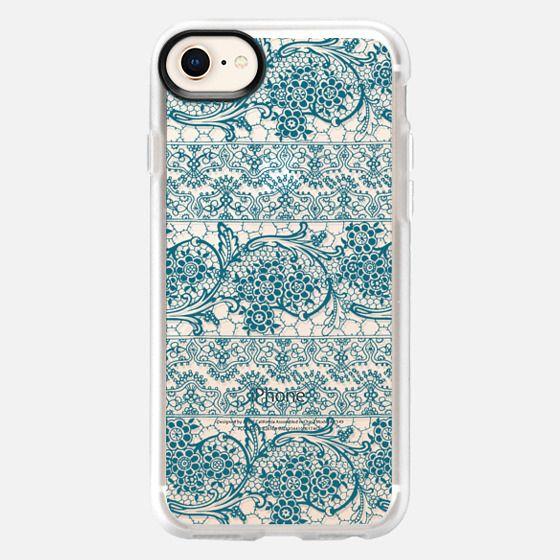 Floral Lace 5 - Snap Case
