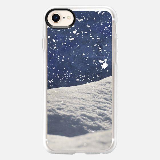 Snow Time - Snap Case