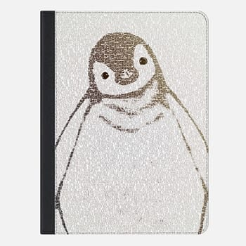 iPad Air 2 ケース Intellectual Penguin