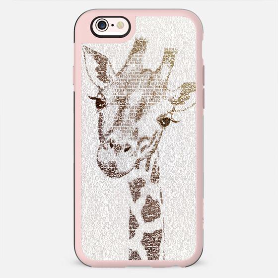 Intellectual Giraffe - New Standard Case