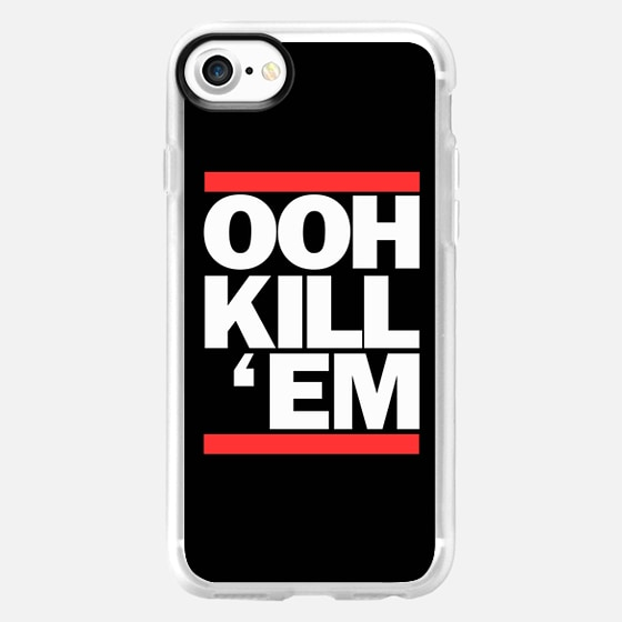Ooh Kill Em Run DMC -