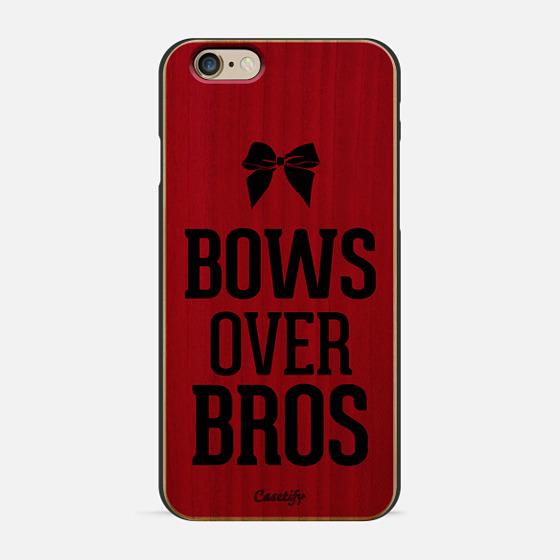 Bows Over Bros -