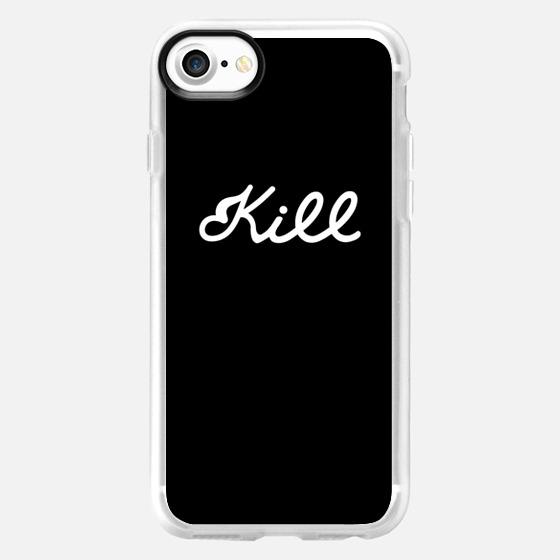 Kill Titleist Illest Typography -