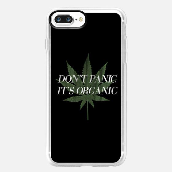 Don't Panic It's Organic -