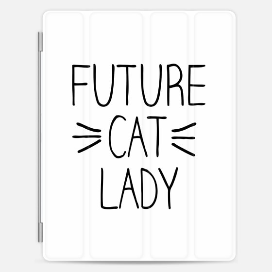 Future Cat Lady - Photo Cover