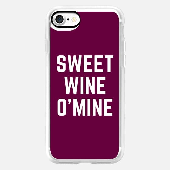 Sweet Wine O Mine -