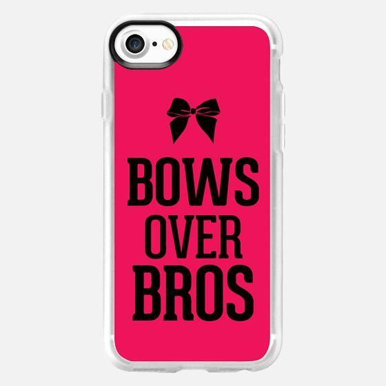 Bows Over Bros - Classic Grip Case