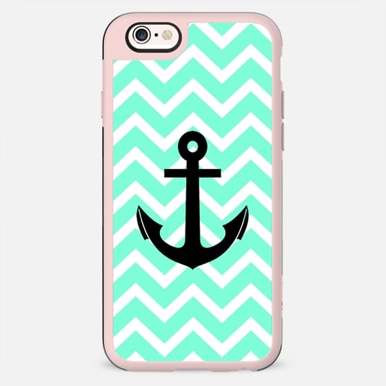 Tiffany Chevron Pattern Anchor -