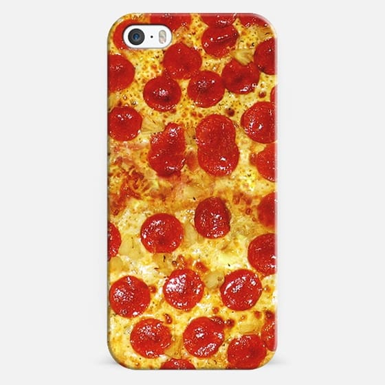 Pepperoni Pizza - Classic Snap Case