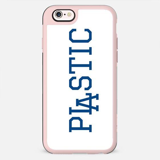 Los Angeles LA Plastic - New Standard Case