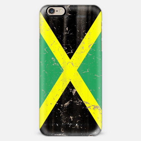 Vintage Jamaican Flag -