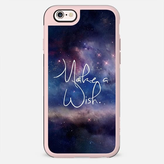 Make a Wish Galaxy Space Universe -
