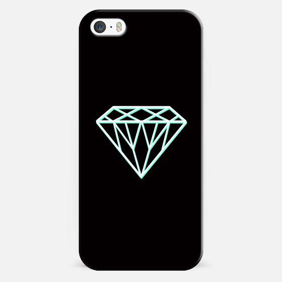 Tiffany 3D Diamond - Classic Snap Case