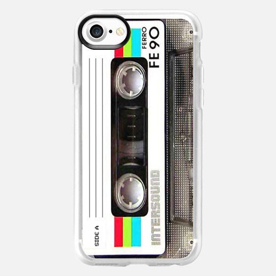 Vintage 80's Cassette Tape -