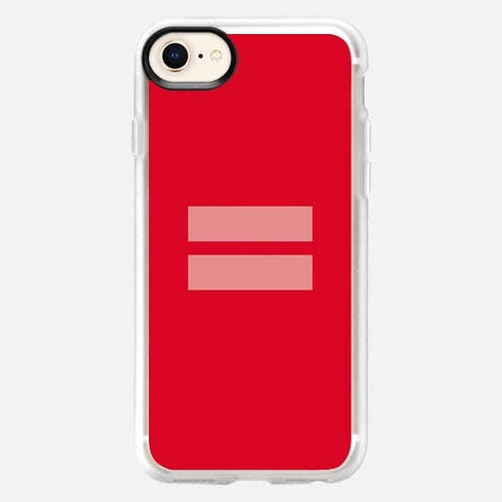 Gay Marriage Equality Symbol - Snap Case