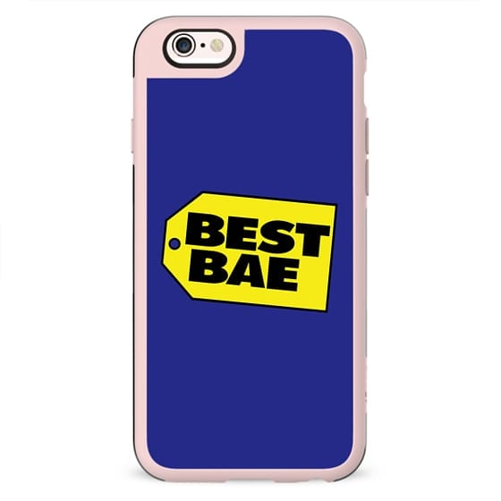 Best Bae Blue Design