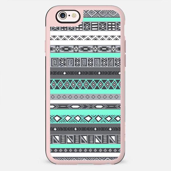 Tiffany Aztec Tribal Pattern -