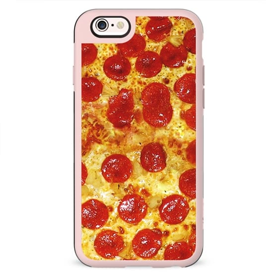 Pepperoni Pizza Print iPhone 6 Case