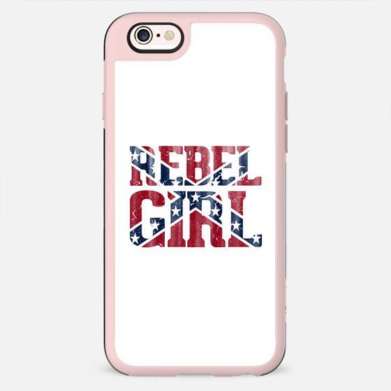 Rebel Girl Southern Dixie Vintage -