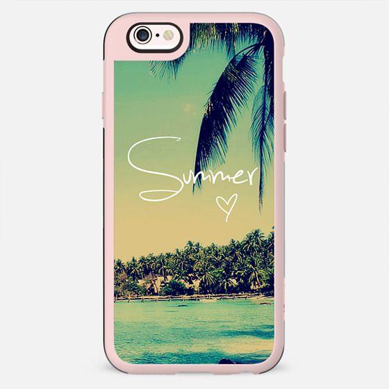 Summer Love Vintage Beach -