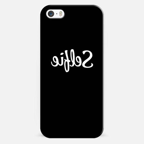 Selfie Instagram Phone - Classic Snap Case