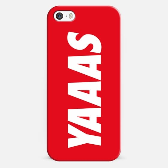 YAAAS OBEY - Classic Snap Case