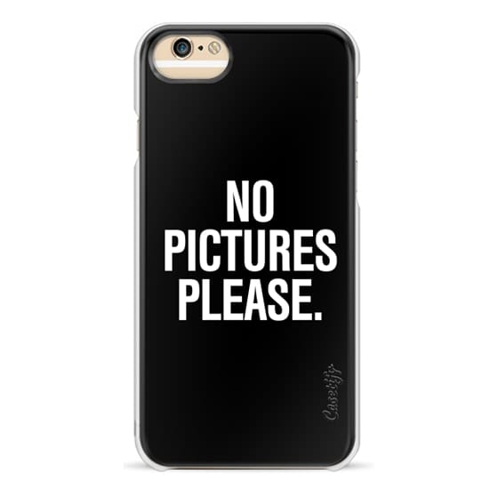 iPhone 6s Cases - No Pictures Please.