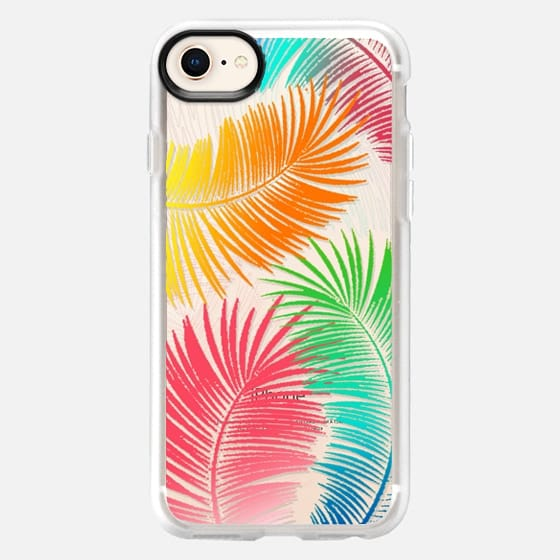 Palm Leaves - Snap Case