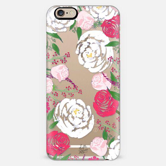 Peonies + Roses -