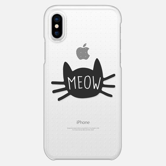 Meow   Transparent
