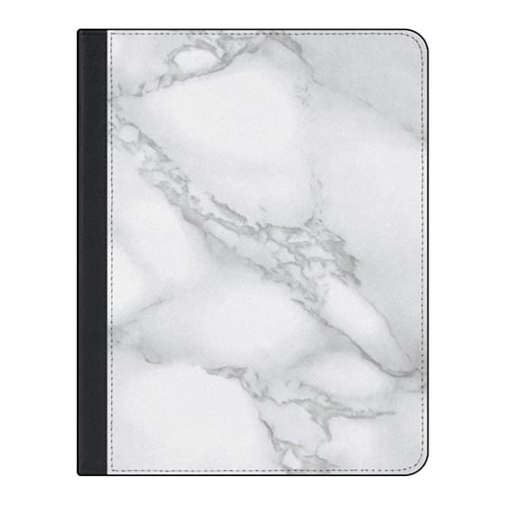 11-inch iPad Pro Covers - Marble White | iPad Case