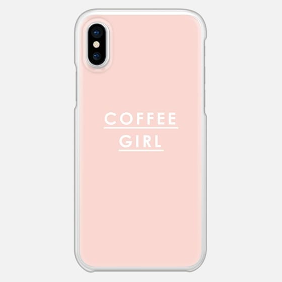 Coffee Girl | Pink