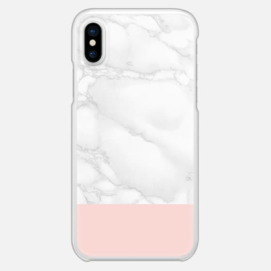 Marble & Pink