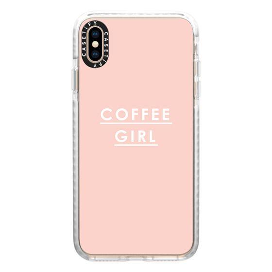 Coffee Girl   Pink