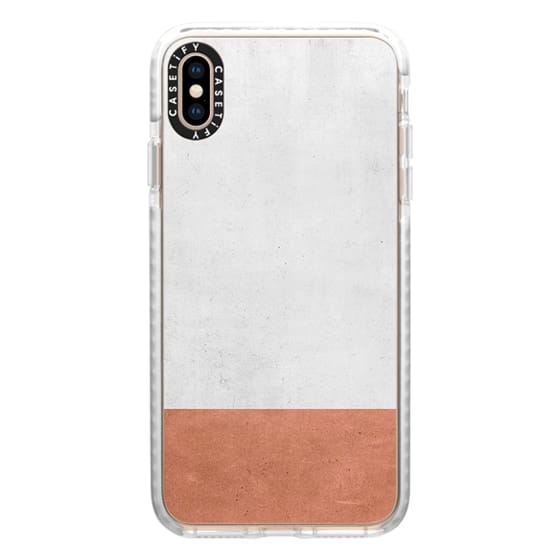 iPhone XS Max Cases - White Rose