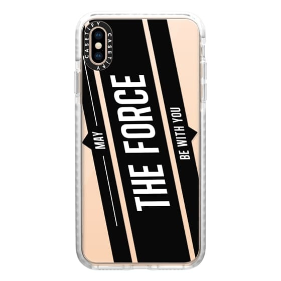 iPhone XS Max Cases - May The Force Be With You