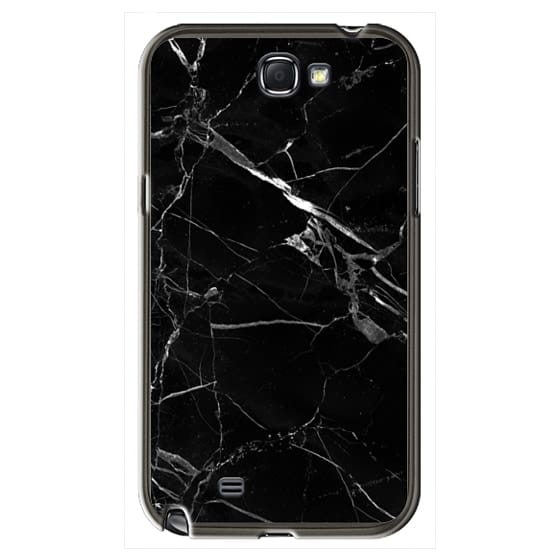 Samsung Galaxy Note2 Cases - Marble Black