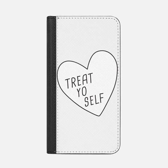 Treat Yo Self | Transparent