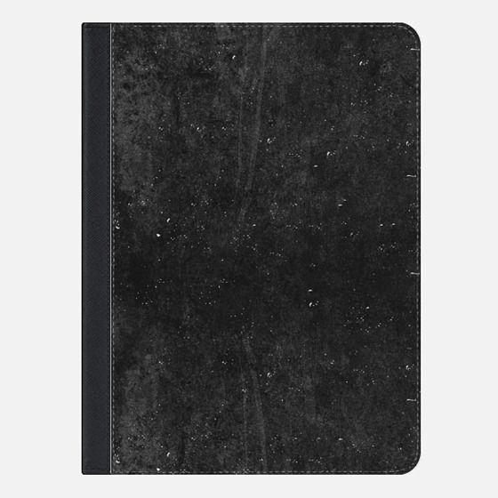 Rough Texture - iPad Folio Case